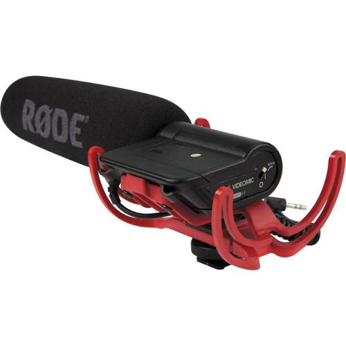 Rode VideoMic Rycote Main Image