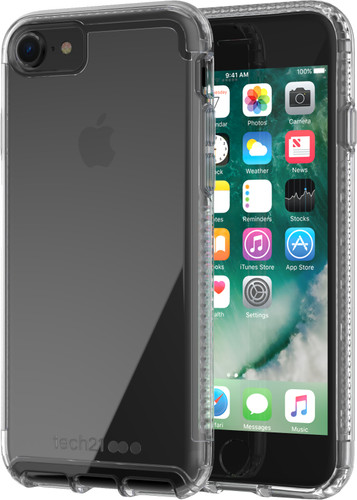 Tech21 Pure Clear Apple iPhone 7/8 Back Cover Transparent Main Image