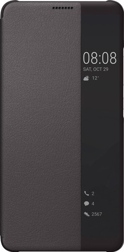 Huawei Mate 10 Pro View Cover Book Case Brown Main Image