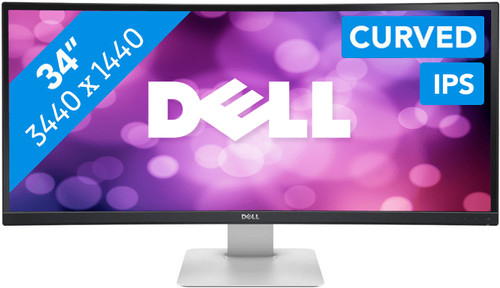 Dell Ultrasharp U3415W Main Image