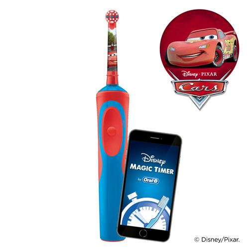 Oral-B Stages Power Kids Disney Cars & Planes Main Image