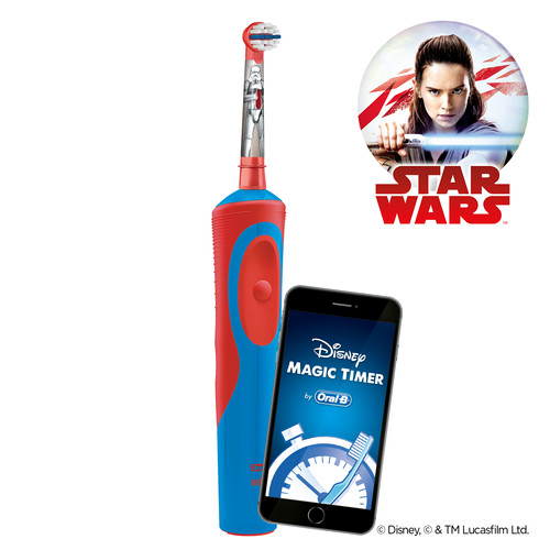 Oral-B Vitality Kids Star Wars CLS Main Image