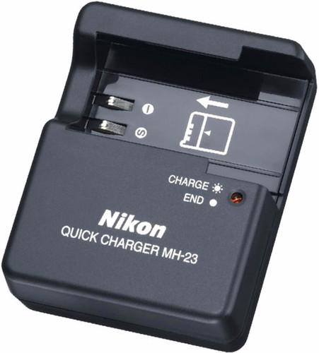 Nikon MH-23 Battery Charger Main Image