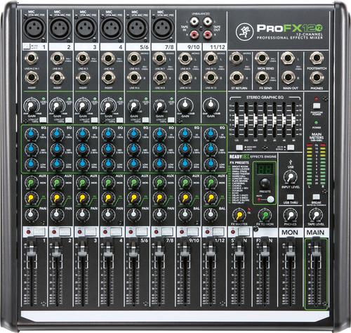 Mackie PRO12FXV2 Main Image