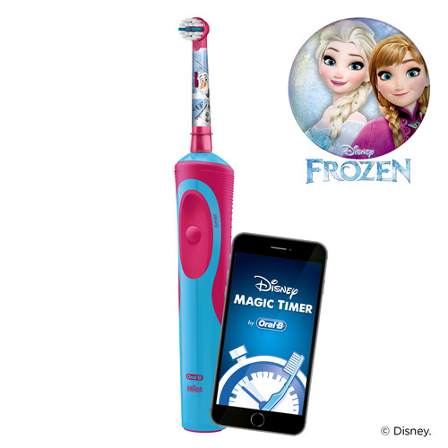 Oral-B Stages Power Kids Disney Frozen Main Image
