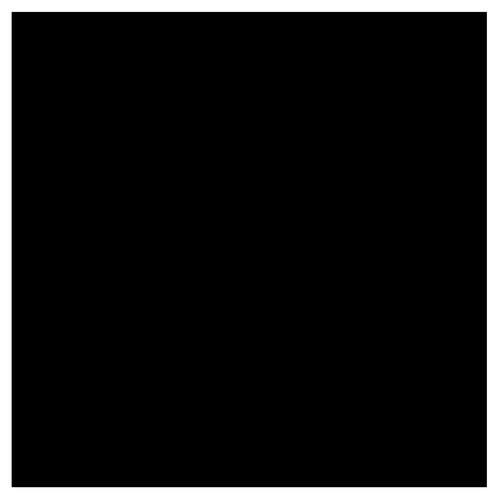 Bresser BR-9 Achtergronddoek 3x4m Zwart Main Image
