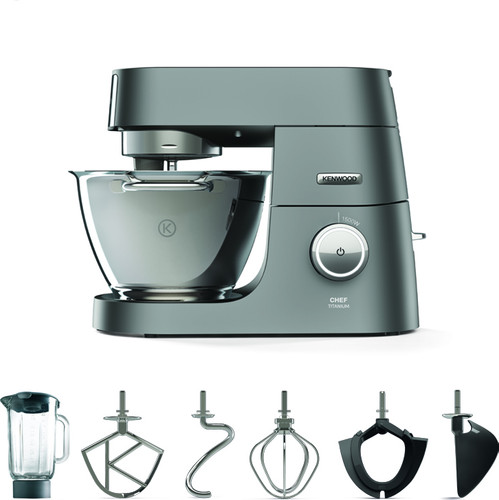 Kenwood Chef Titanium KVC7320S Main Image