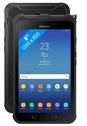 Samsung Galaxy Tab Active2 WiFi + 4G Black Main Image