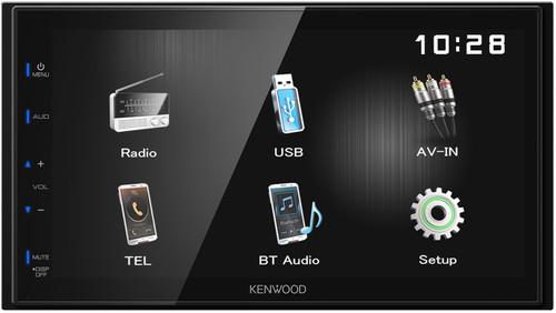 Kenwood DMX110BT Main Image
