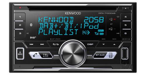 Kenwood DPX-7100DAB Main Image