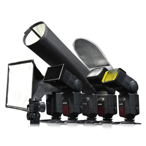 Godox Speedlite SA-K6 Accessory Kit Main Image