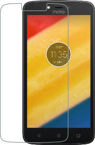 Azuri Tempered Glass Motorola Moto C Plus Screen Protector Glass Duo Pack Main Image