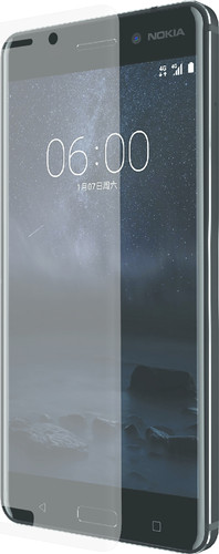 Azuri Nokia 6 Screenprotector Curved Gehard Glas Duo Pack Main Image