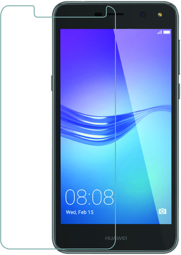 Azuri Huawei Y6 (2017) Screen Protector Tempered Glass Main Image