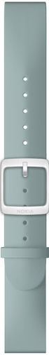Withings 18mm Silicone Watchband Light Blue Main Image