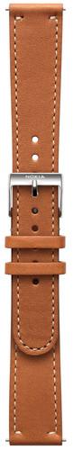 Withings 18mm Leren Horlogeband Bruin Main Image