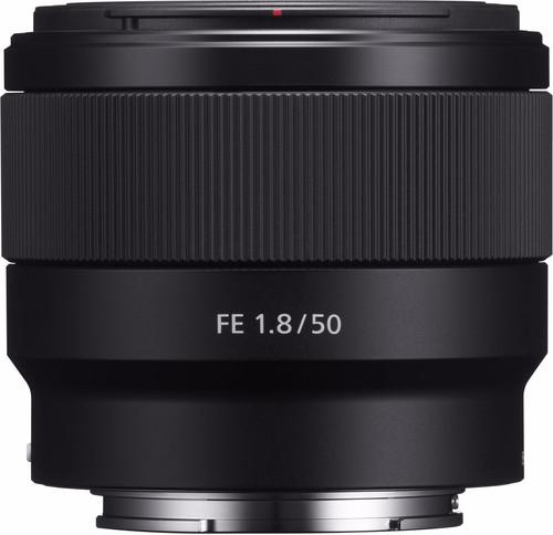 Sony FE 50mm f/1.8 Main Image