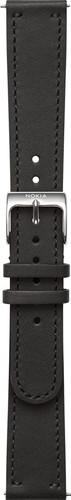 Withings 18mm Leren Horlogeband Zwart Main Image