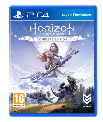 Horizon: Zero Dawn Complete Edition PS4 Main Image