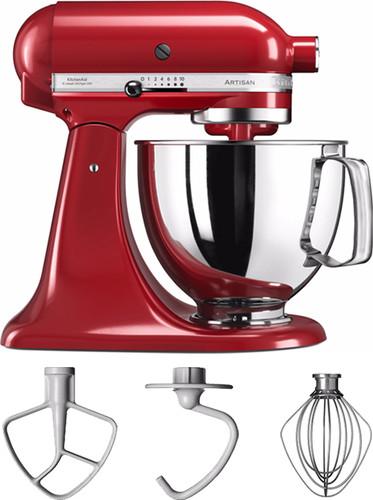 KitchenAid Artisan Mixer 5KSM125 Empire Red Main Image