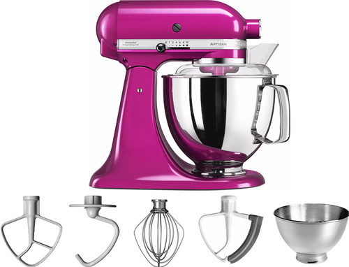 KitchenAid Artisan Mixer 5KSM175PS Frambozenijs Main Image