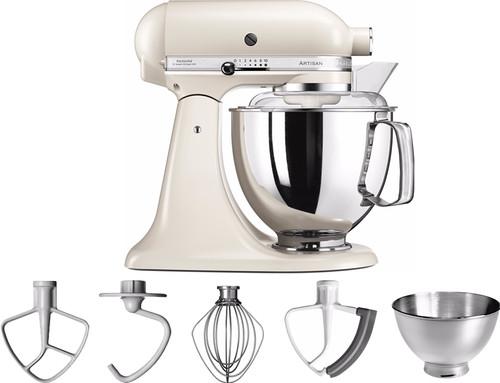 KitchenAid Artisan Mixer 5KSM175PS Cafe Latte Main Image
