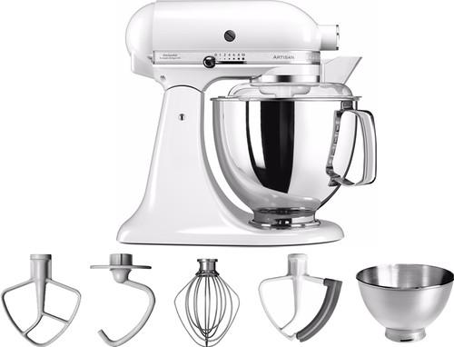 KitchenAid Artisan Mixer 5KSM175PSEWH White Main Image