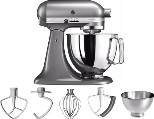 KitchenAid Artisan Mixer 5KSM175PS Tingrijs Main Image