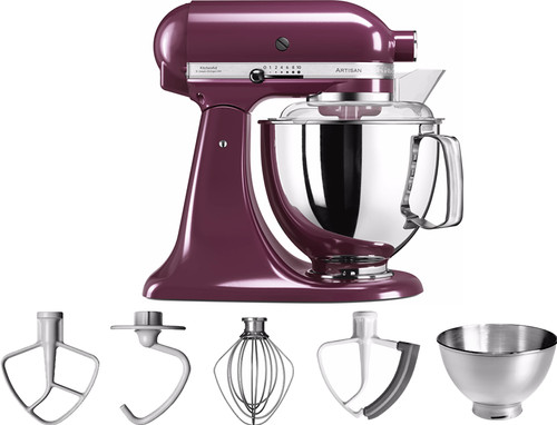 KitchenAid Artisan Mixer 5KSM175PS Pruim Main Image