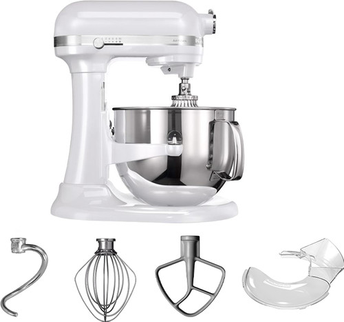 KitchenAid Artisan Mixer 5KSM7580XEFP Bowl-Lift Mother of Pearl Main Image