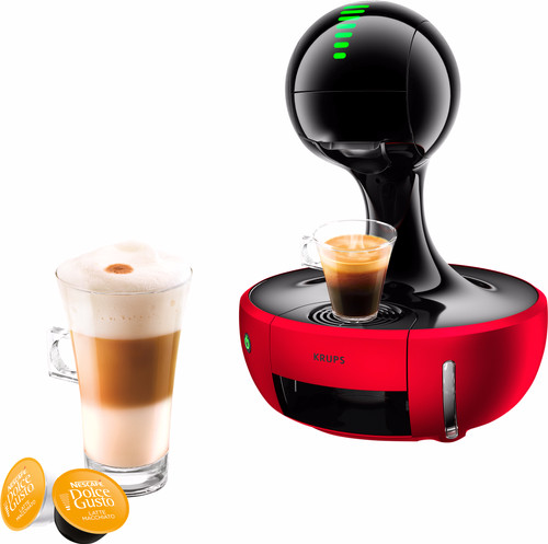 Krups Dolce Gusto Drop Red Main Image