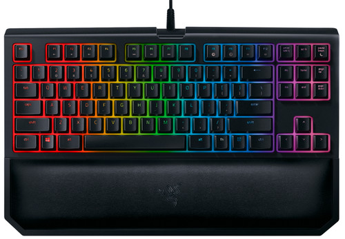 Razer BlackWidow Tournament Edition V2 Chroma Green QWERTY Main Image