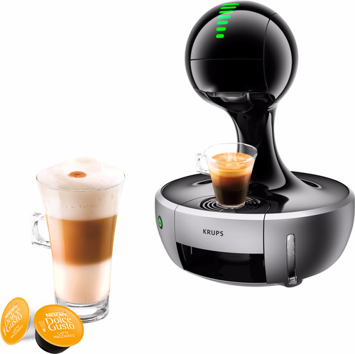 Krups Dolce Gusto Drop Silver Main Image