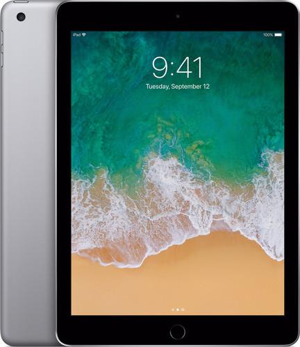 Refurbished iPad (2017) 128GB Wifi Space Gray Main Image