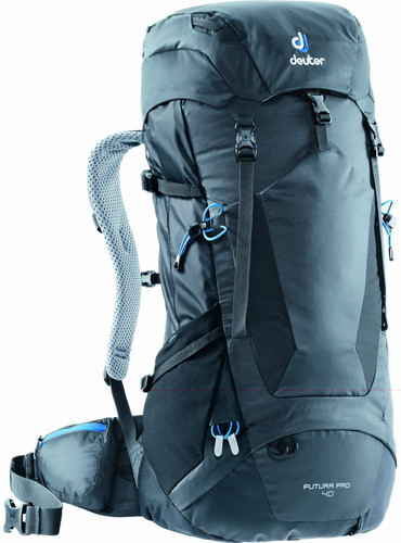 Deuter Futura PRO 40 Graphite/Black Main Image