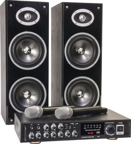 LTC Audio Karaoke Star 3 Draadloos Karaokesysteem Main Image