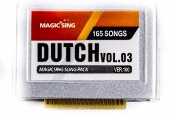 Magic Sing Dutch Vol. 3 Songchip Main Image