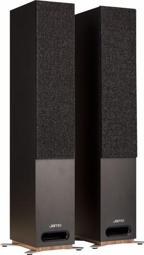Jamo S 807 Floorstanding speaker Black (per pair) Main Image