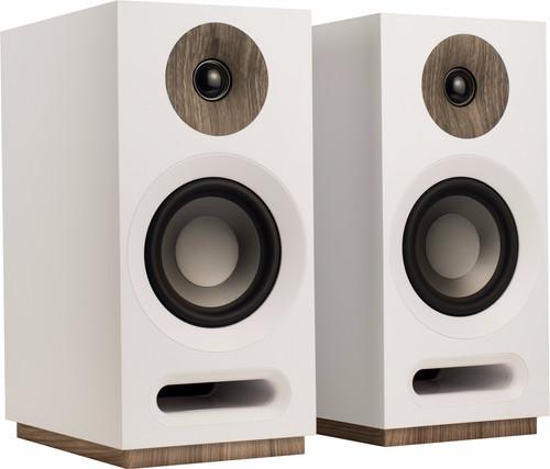 Jamo S 803 Bookshelf Speaker White (per pair) Main Image