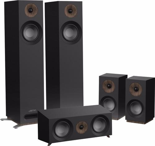 Jamo S 805 HCS Surround Set Black Main Image