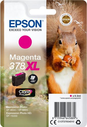 Epson 378XL Magenta (C13T37934010) Main Image