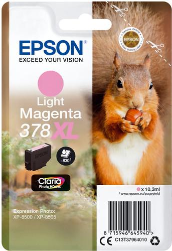 Epson 378XL Light Magenta (C13T37964010) Main Image