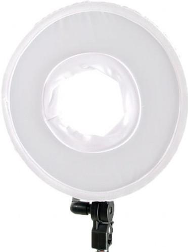 Falcon Eyes Bi-Color LED Ringlamp DVR-300DVC Main Image