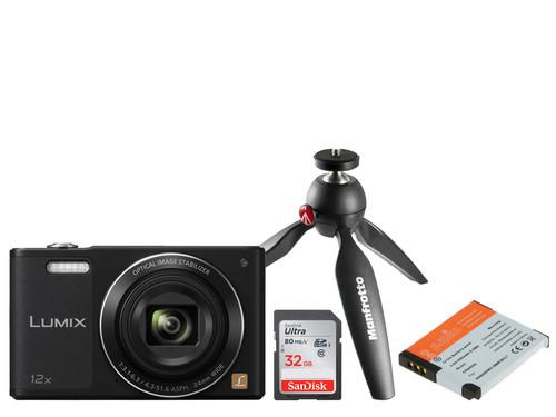Vlogkit beginner - Panasonic Lumix DMC SZ10 zwart Main Image