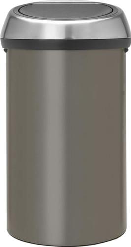 Brabantia Touch Bin 40 L Aanbieding.Brabantia Touch Bin 60 Liters Platinum