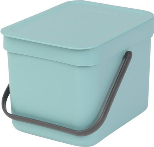 Brabantia Sort & Go 6 Liter Mint Main Image