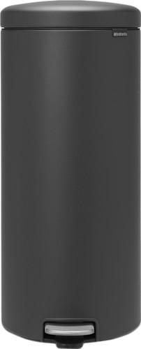 Brabantia NewIcon Pedaalemmer 30 Liter Mineral Infinite Grey Main Image