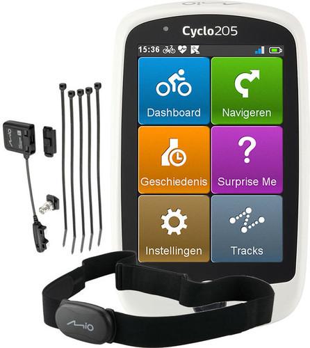 Mio Cyclo 205 HC Europa Main Image