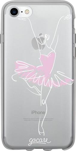 GoCase TPU Apple iPhone 7/8 Back Cover Ballerina Main Image