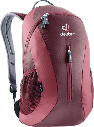 Deuter City Light Maron/Cardinal Main Image
